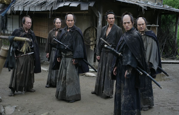 Koji Yakusho in 13 ASSASSINS, a Magnet Release. Photo courtesy of Magnet Releasing.