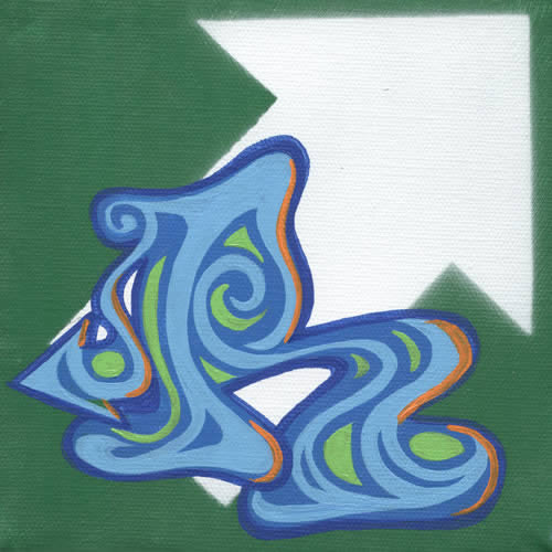 letter r graffiti style. Buy this graffiti art!