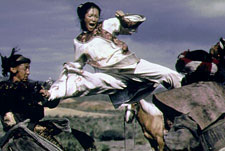 image, drunkenfist.com michelle yeoh crouching tiger hidden dragon